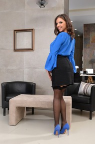 Threesome At The Office - 03