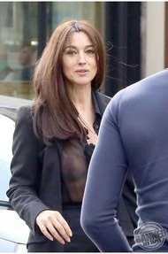 Beautiful Actress Monica Bellucci - 02