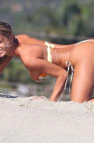 Charlie Riina On The Beach - 12