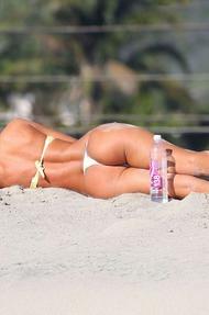 Charlie Riina On The Beach - 13