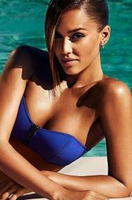 Jessica Alba In Hot Swimwear Collection - 02
