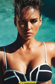Jessica Alba In Hot Swimwear Collection - 06