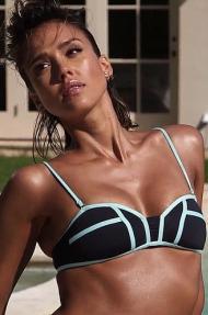 Jessica Alba In Hot Swimwear Collection - 10