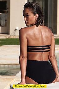 Jessica Alba In Hot Swimwear Collection - 16