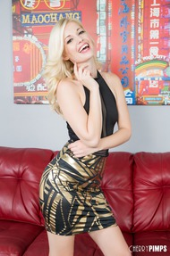 Horny Blonde Charlotte - 01