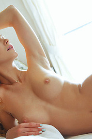 Nancy Nude In Bed - 10