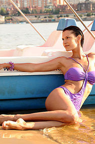 Susi On A Boat - 01