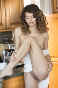 Sydney Wolf Strips  To Naked - 11