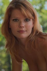 Vivacious redhead Mia Sollis - 01