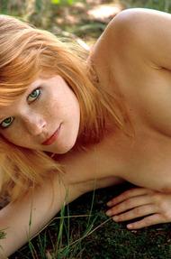 Vivacious redhead Mia Sollis - 04