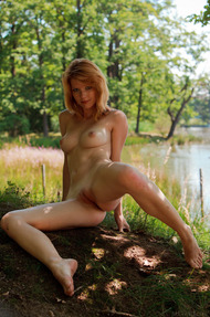 Vivacious redhead Mia Sollis - 10