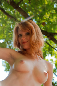 Vivacious redhead Mia Sollis - 19