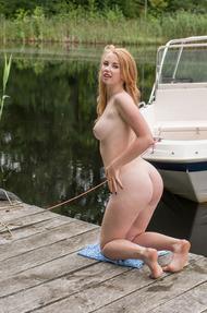 Hot sexy Helene is in a flirty mood - 16