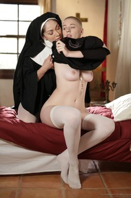 Confessions Of A Sinful Nun Lesbians - 09