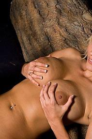 Hannah Hilton stripping - 09