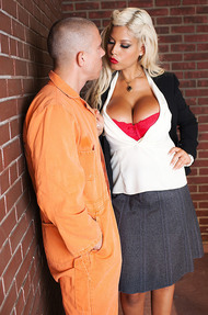 Bridgette B. & Mick Blue - 01