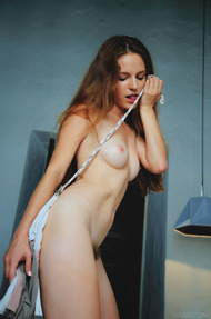 Sexy Ukrainian brunette Sofi Shane - 10