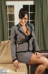 Lisa Ann Big Boobs Secretary - 04