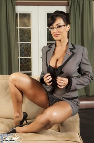 Lisa Ann Big Boobs Secretary - 06