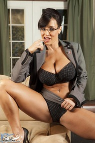 Lisa Ann Big Boobs Secretary - 09