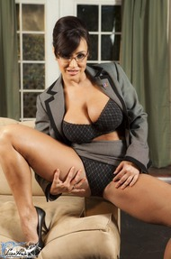 Lisa Ann Big Boobs Secretary - 10