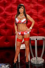 Lisa Ann Cutie, Sweety, Candy - 00