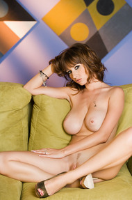 Shay Laren soft naked round curves - 13