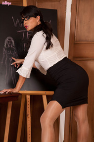 Sasha Hot Teacher - 02