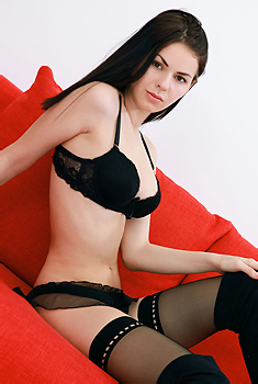 Karolina Young Poses