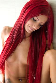 Sexy Redhead Teen Cupcake