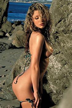 Monique Alexander Strips Off Her Sexy Bikini