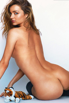 Amazing Fashion Model Miranda Kerr