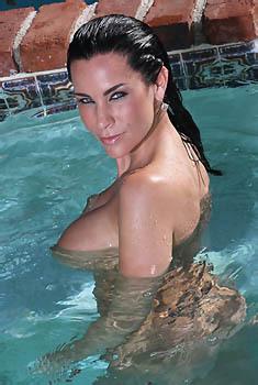 Laura Lee In The Pool