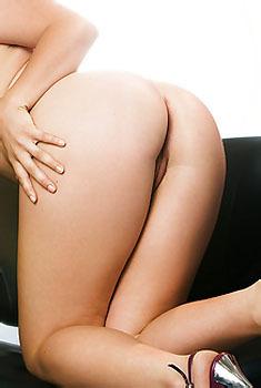Kaci Starr Has Huge Ass
