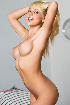 Shawna Lenee Gets Nude