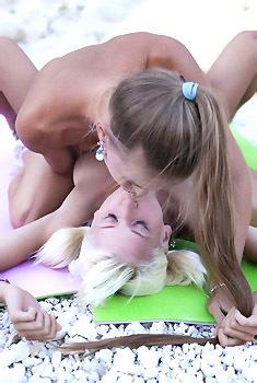 Milena And Nika