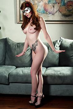 Nikki Rhodes Gorgeous Redhead