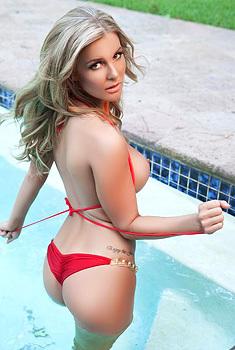 Playboy Kimber Cox