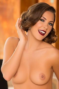 Gia Ramey Strips Off Her Bikini
