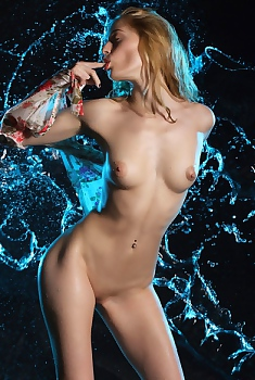 Adrijana Water Nude Photos