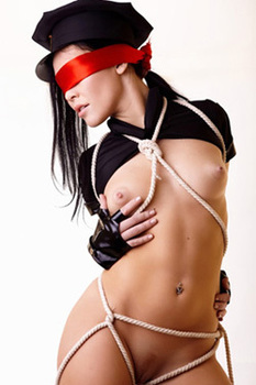 Bondage Asian Beauty