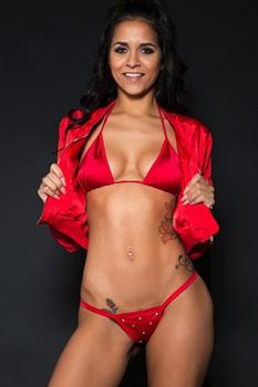 Hot Latina Abby Lee Brazil Slips Out Of Her Bikini
