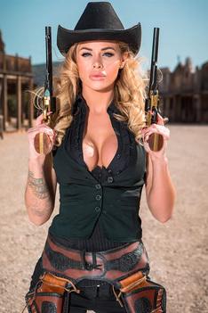 Jessa Rhodes Rawhide