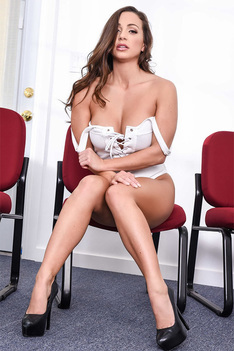Abigail Mac In The Office