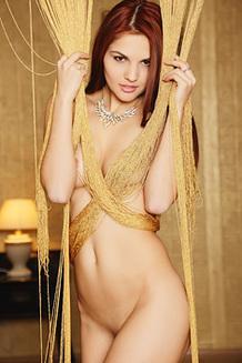 Sexy Redhead Alise Moreno