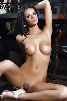 Centerfold Model Victoria Barrett
